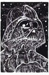 Return to Vaders Castle 5 bw IDW10