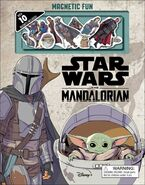 Star Wars The Mandalorian Magnetic Fun final cover