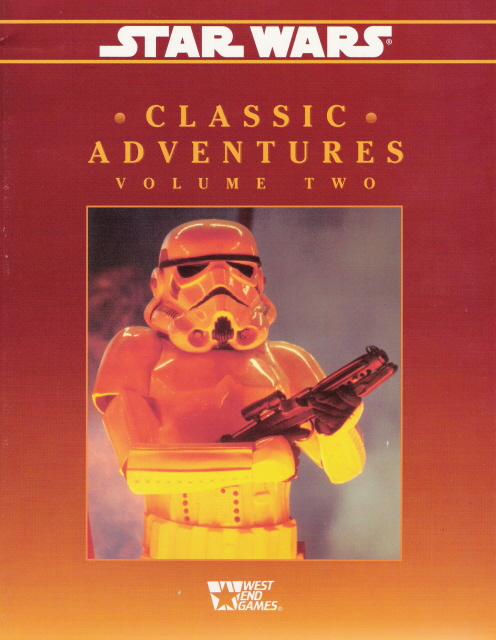 Classic Adventures: Volume Two