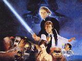 Star Wars Episode VI: Jediridderen vender tilbake