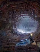 Explore the wreckage FDGD