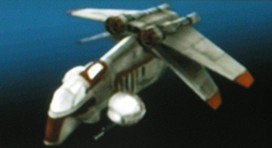 MAAT Multi-Altitude Assault Transport Gunship