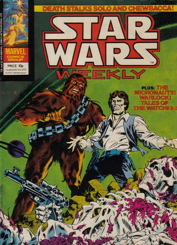 Star Wars Weekly 65
