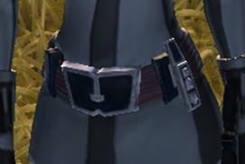 Prototype Bonadan braided belt