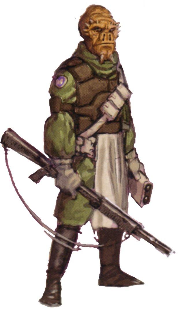 Vodran (species)/Legends