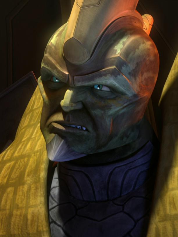 Unidentified Black Sun leader