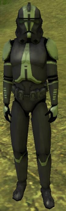 Katarn armor (Mark VII)