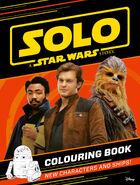 Solo Colouring Book