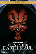 The Wrath of Darth Maul Legends