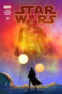 Star Wars Vol 2 4 Textless Variant