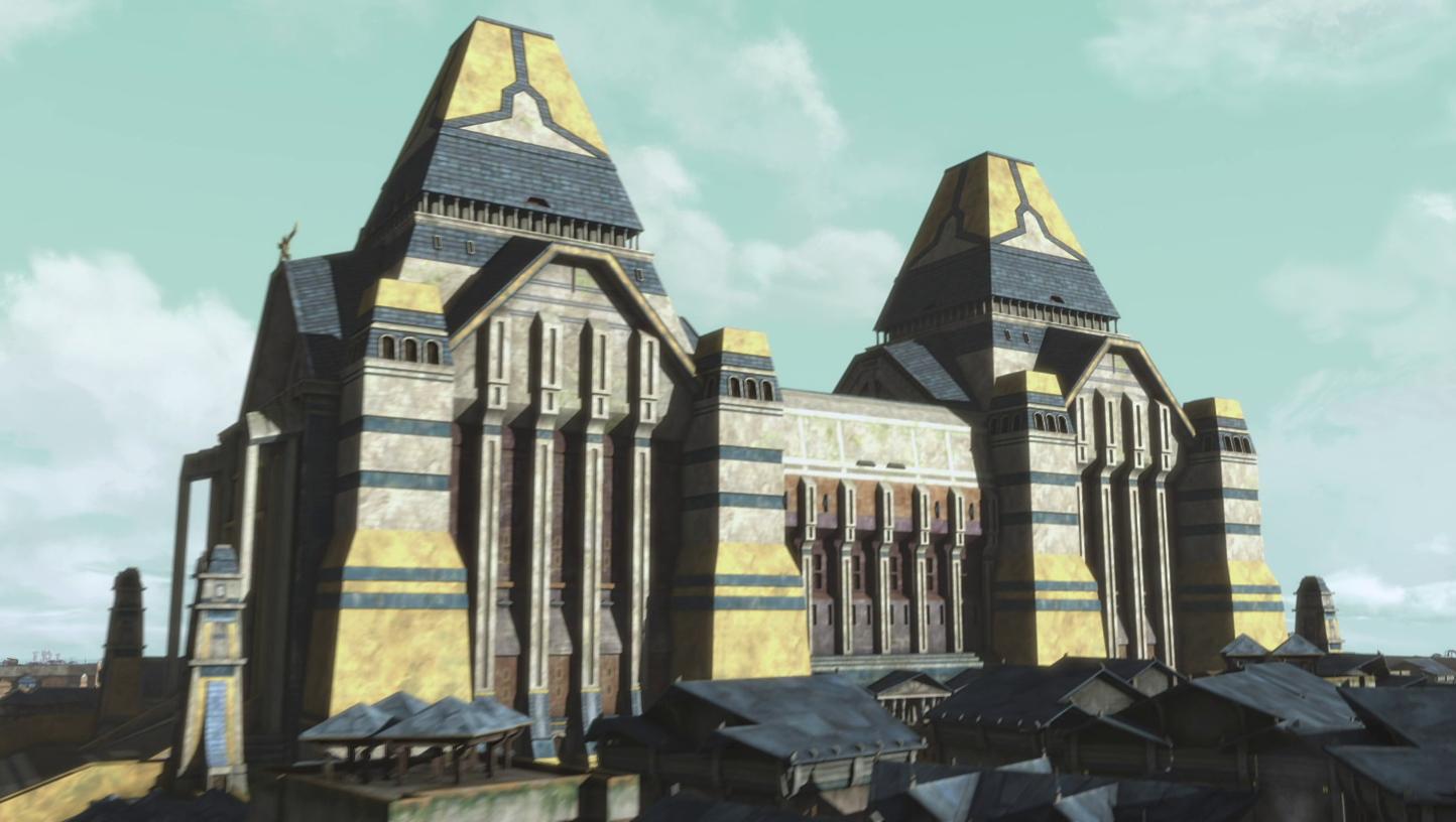 Unifar Temple