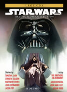 Star Wars Insider The Fiction Collection Volume 1 final cover