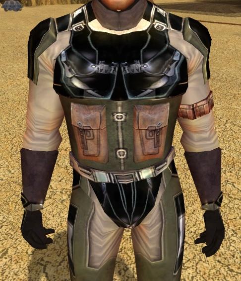 Cinnagar plate armor