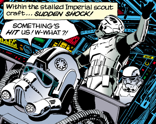 Unidentified Imperial Army pilot (lead ground-skimmer)