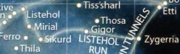 Listehol Run