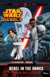 Rebel in the Ranks Egmont Cover