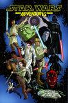 SW adventures IDW Omnibus 1