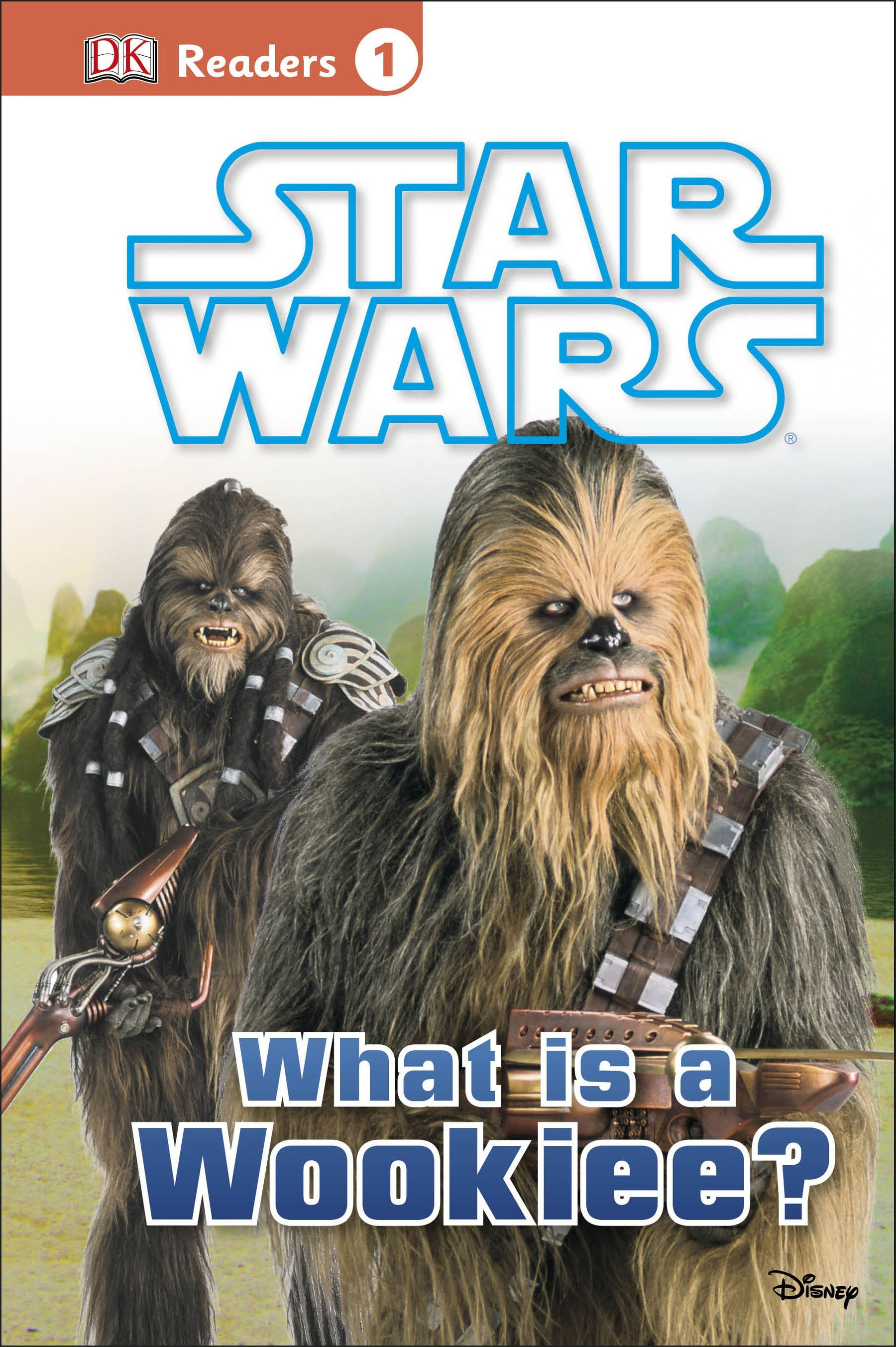 What is a Wookiee? (2015)