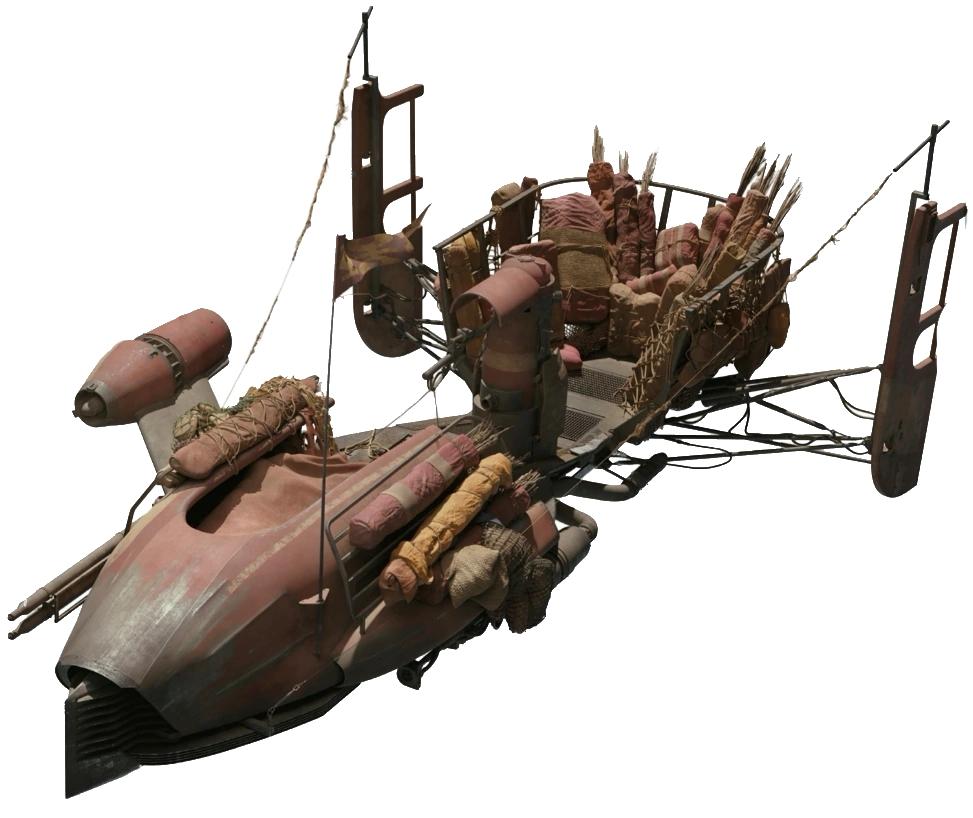 Arunskin 75D Skimmer