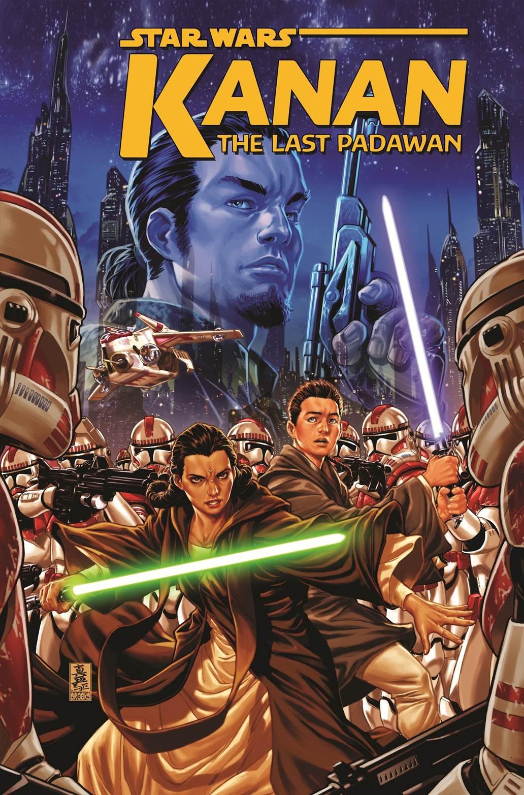 Star Wars: Kanan: The Last Padawan