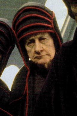 Unidentified Imperial Advisor (black robe)