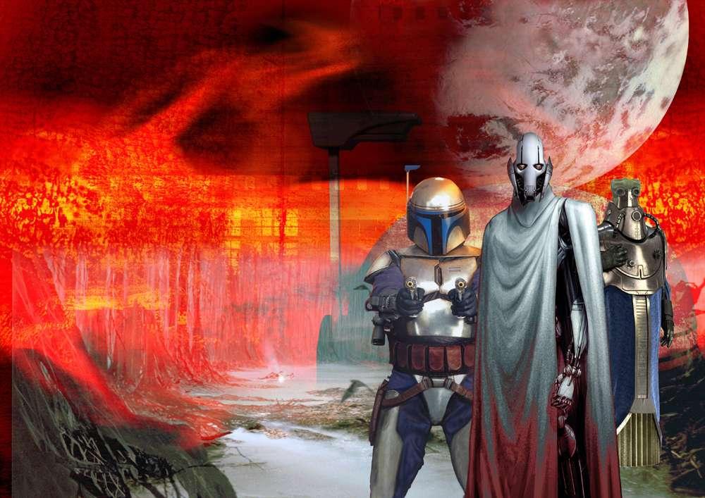 Battle of Xagobah (Clone Wars)
