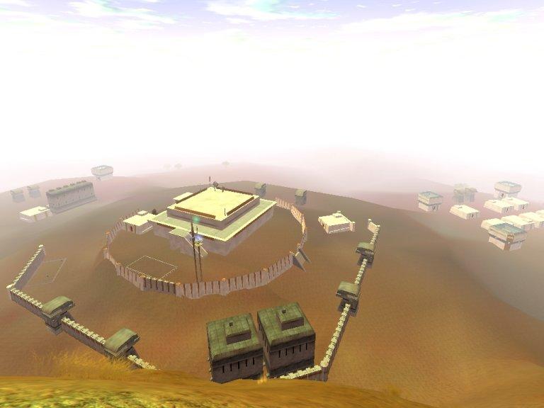 Dantooine base/Legends