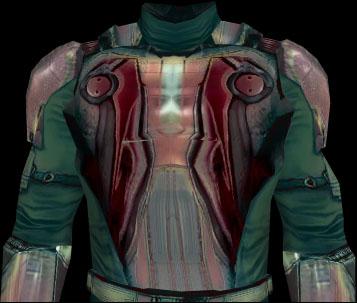 Durasteel heavy armor