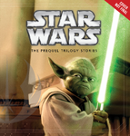 Star Wars The Prequel Trilogy Stories-Temp Cover
