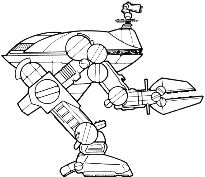 B1 Worker Droid
