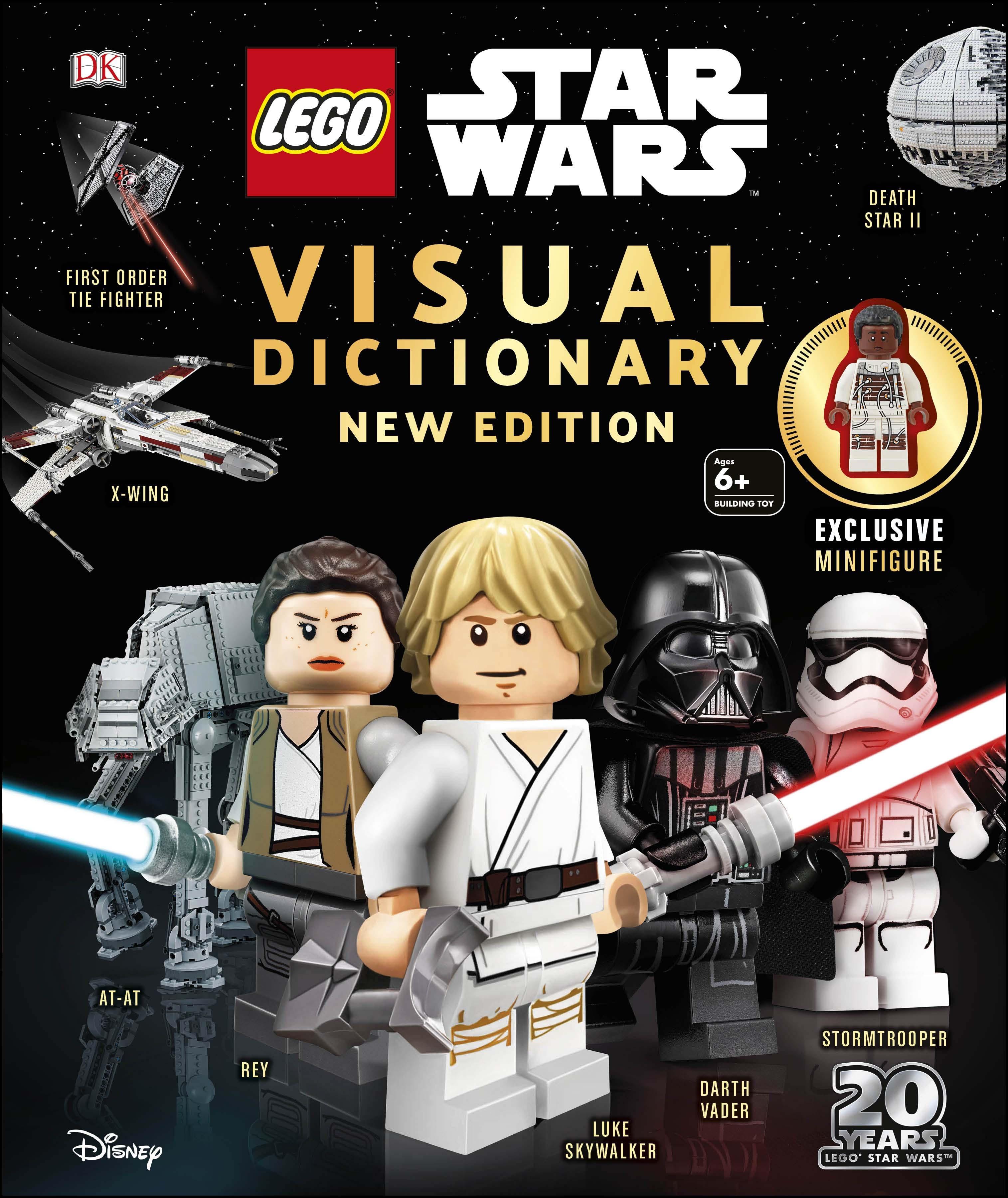 LEGO Star Wars Visual Dictionary, New Edition