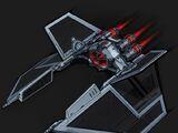 Mark VI Supremacy-class starfighter