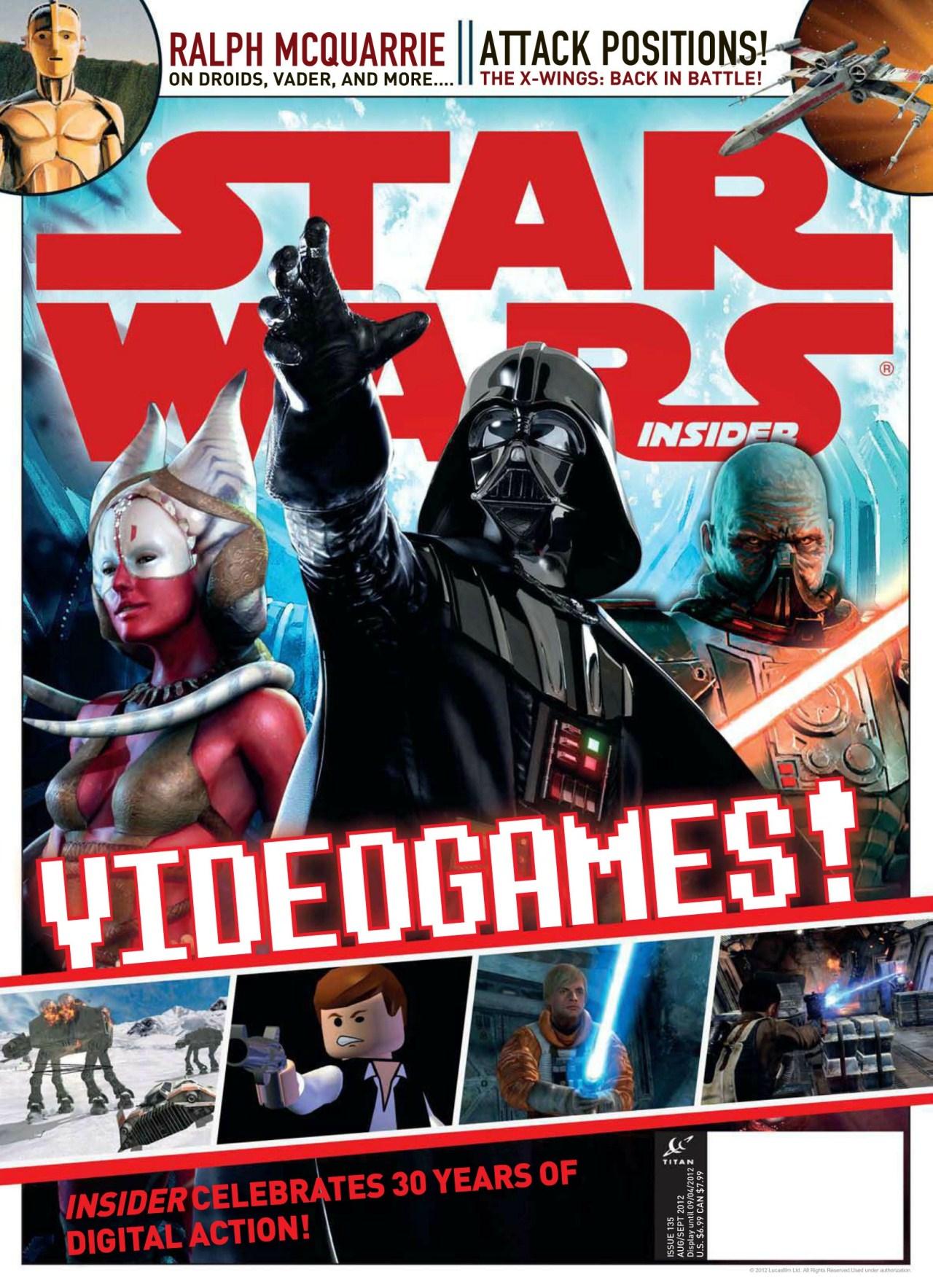 Star Wars Insider 135