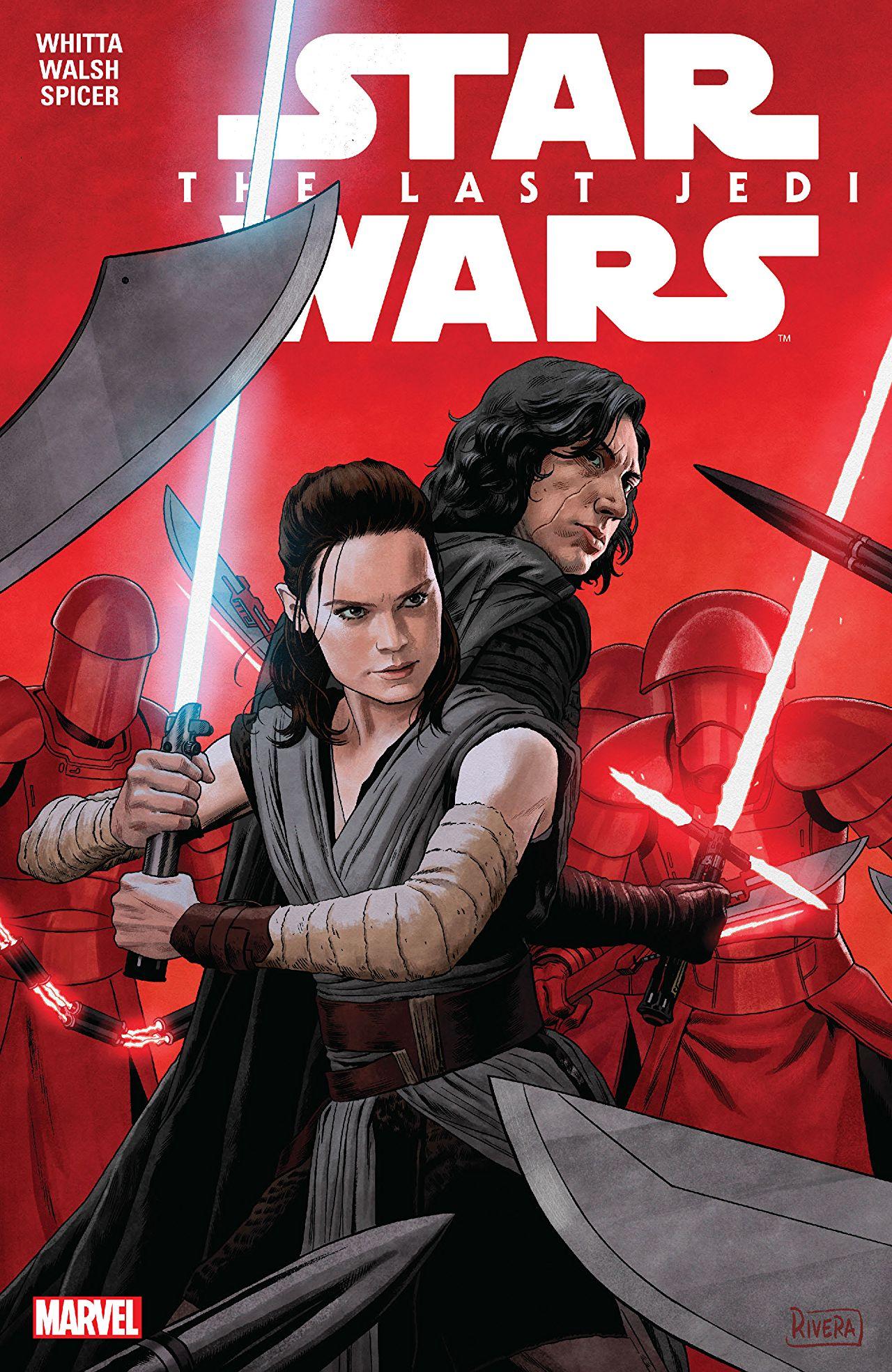 Star Wars: The Last Jedi Adaptation (TPB)