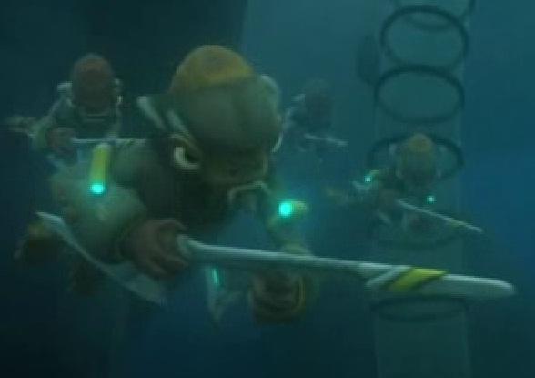 Unidentified Mon Calamari soldier