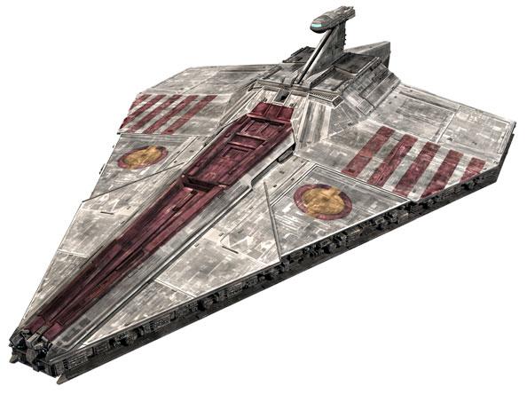アクラメイター級汎銀河軍事用アサルト・シップ