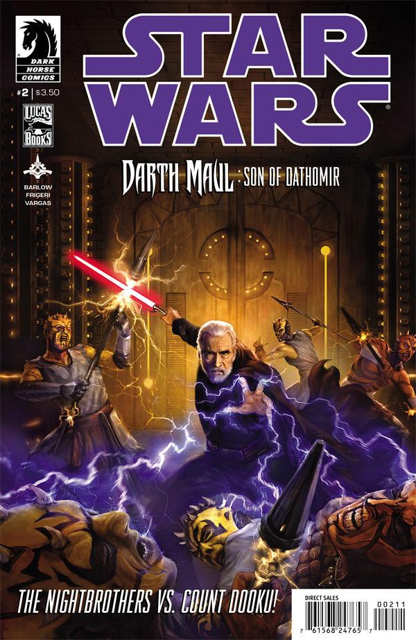 Darth Maul—Son of Dathomir 2
