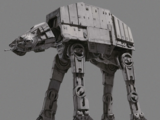 First Order All Terrain Armored Transport
