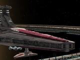 Anakin Skywalker's flagship