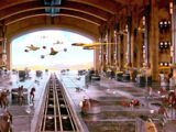 Theed Hangar