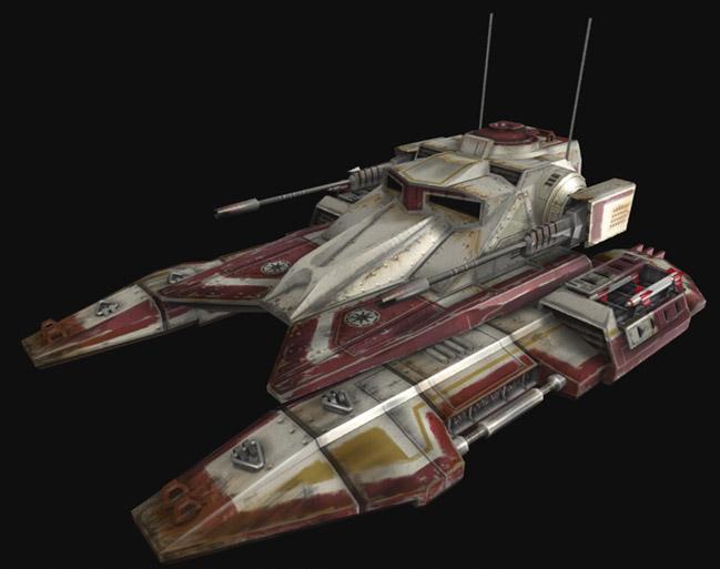 TX-130 Saber-class fighter tank/Legends