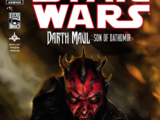Darth Maul—Son of Dathomir 1