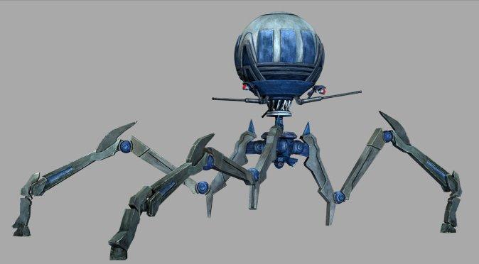Techno Union Droid Army