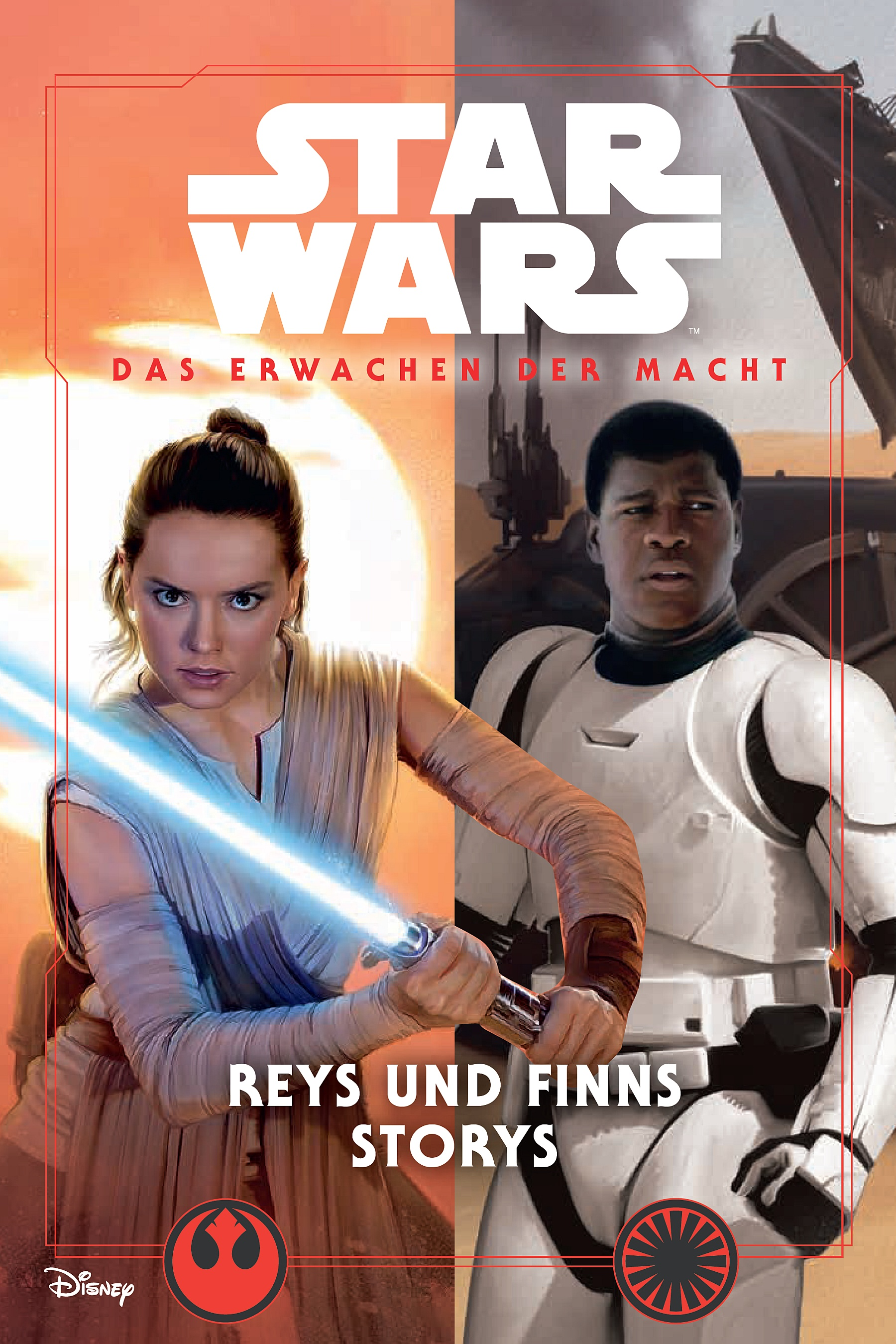 The Force Awakens: Rey's and Finn's Stories