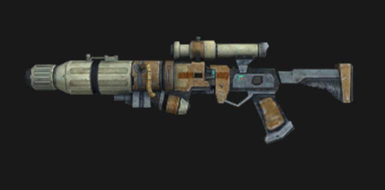 S-20 Wraith Carbine