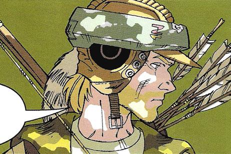 Unidentified Rebel trooper (Endor)