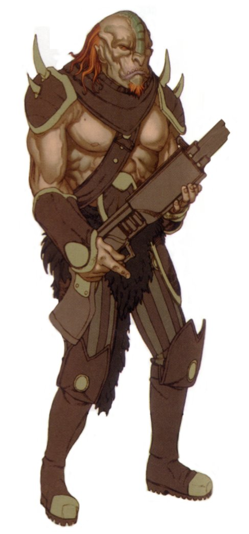 Krish (species)/Legends