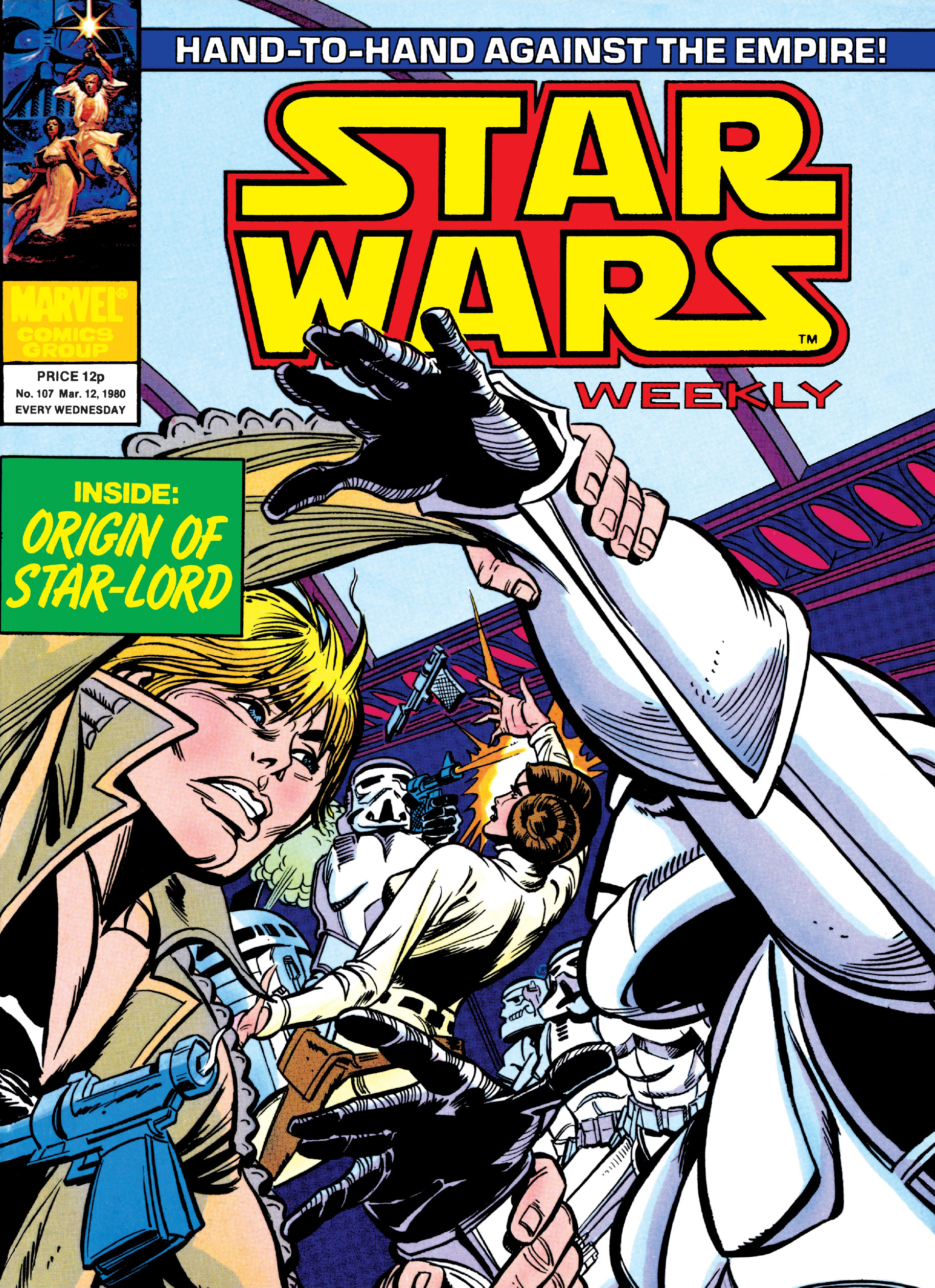 Star Wars Weekly 107
