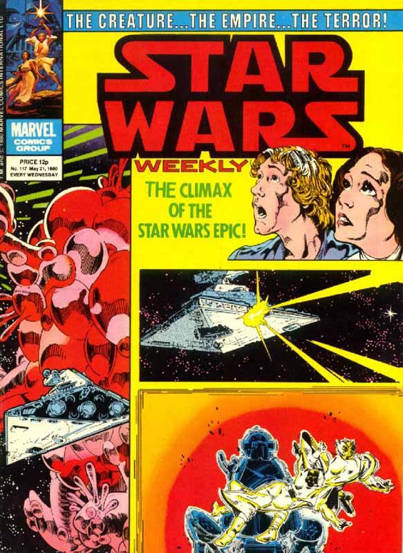 Star Wars Weekly 117