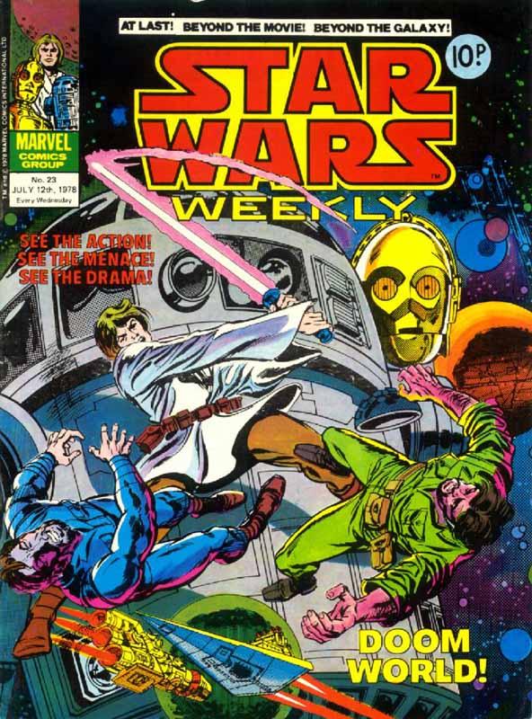 Star Wars Weekly 23